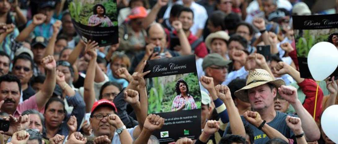 Ir a Nuevo asesinato de una defensora ambiental, integrante del COPINH, Lesbia Yaneth