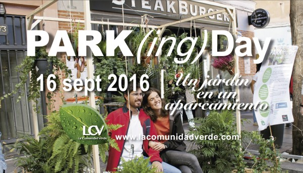 Ir a Ourense: Parking day