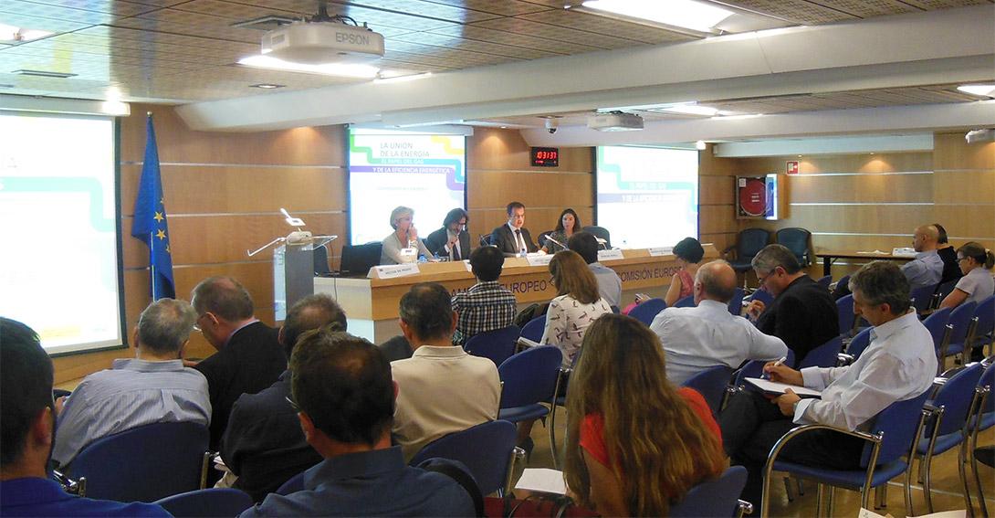 Ir a Amigos de la Tierra abre el debate sobre la nueva estrategia europea en energía