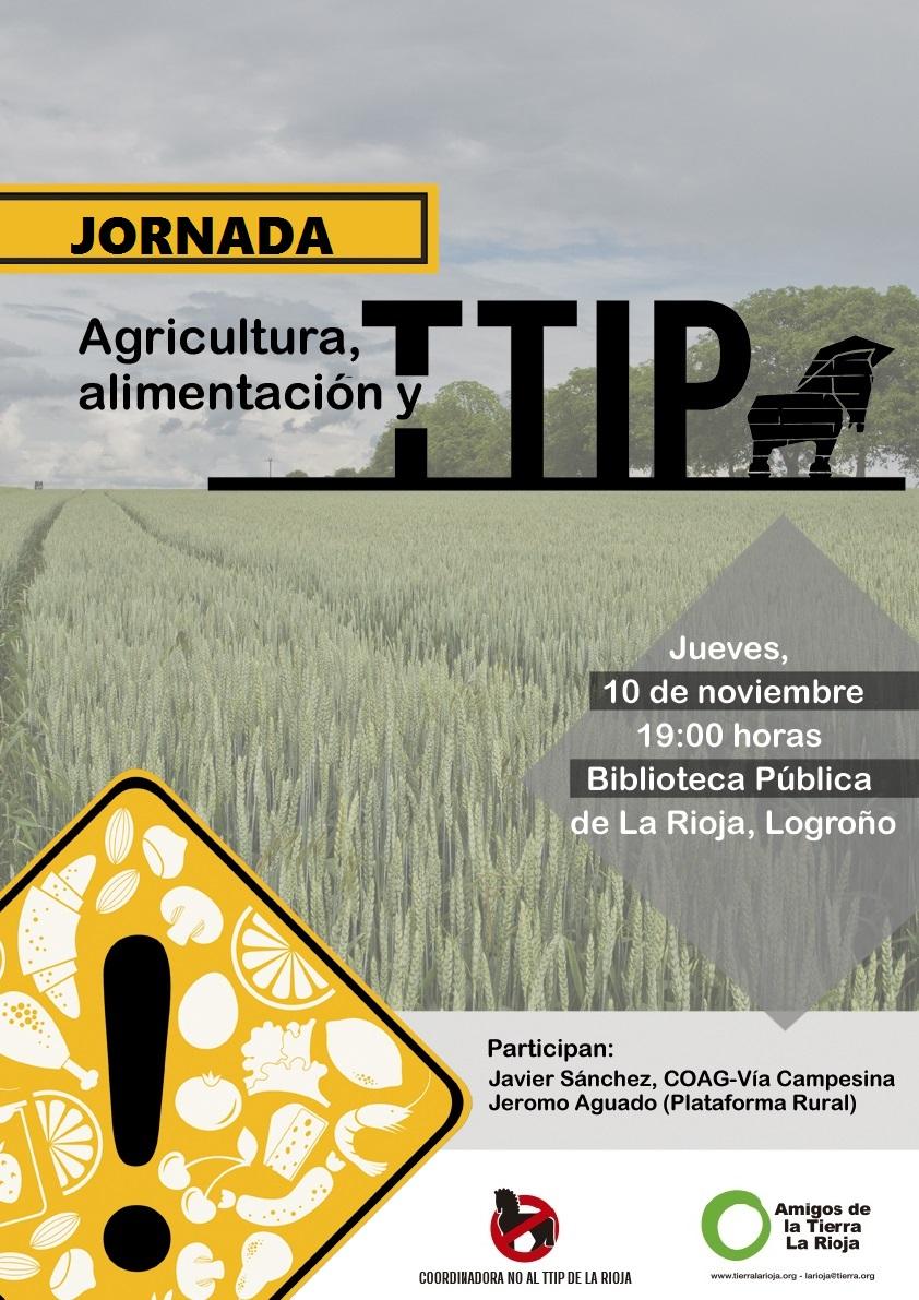 Ir a Agricultura, Alimentación y TTIP