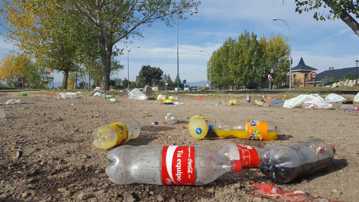 Ir a Nuevo informe: Cuáles son los residuos más abandonados