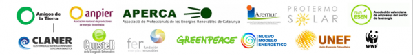 firmantes para un nuevo sistemas de subasta de energía renovable