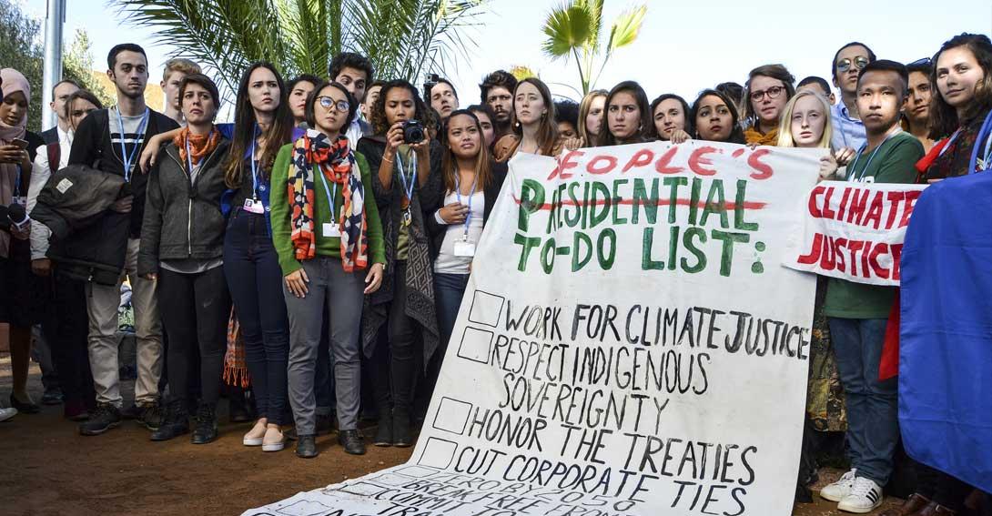 Ir a Un nuevo informe de cambio climático señala la necesidad de aumentar la financiación para los países del Sur