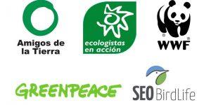 logos ong ecologistas