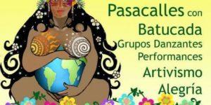 Carnaval Pachamama Lavapiés 2017