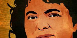 Aniversario del asesinato de Berta Cáceres