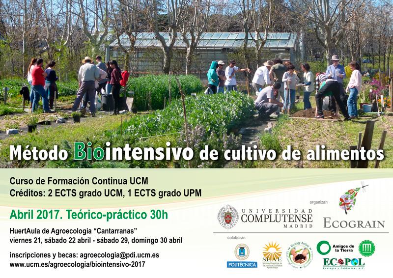 Ir a Madrid: Método Biointensivo de cultivo de alimentos