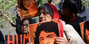 Día Internacional de la mujer + Berta Cáceres