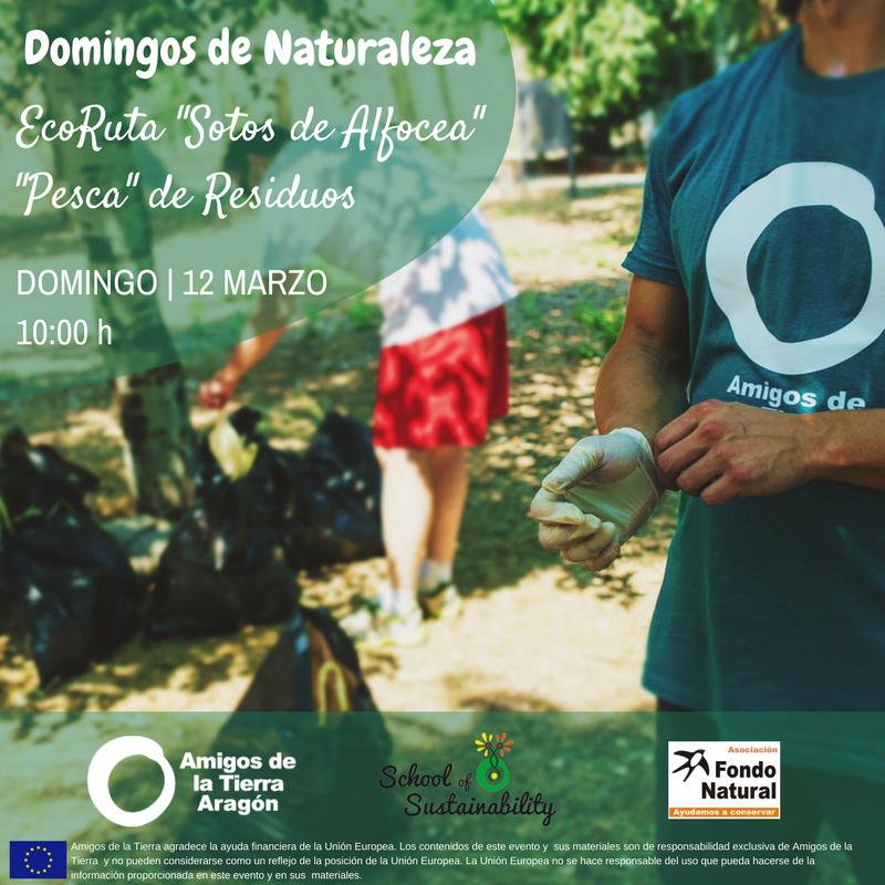Ir a Zaragoza: Domingos de Naturaleza