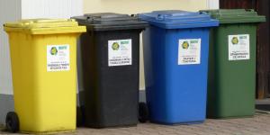 separación, clasificación, recuperación y porcentajes de reciclaje de residuos