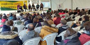 plenario X Foro Mundo Rural Vivo