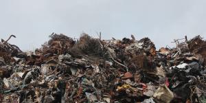 basura mezclada sin reciclaje