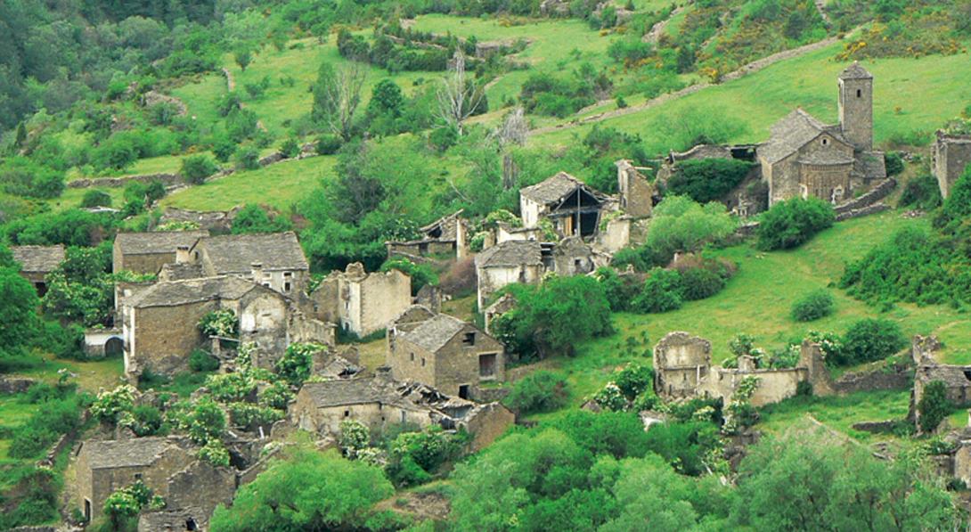 Ir a La España rural se muere: 6 de cada 10 pueblos se encuentran en riesgo de desaparecer