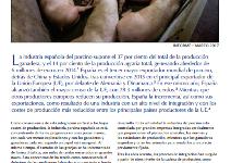 informe ambiental sobre el porcino en España