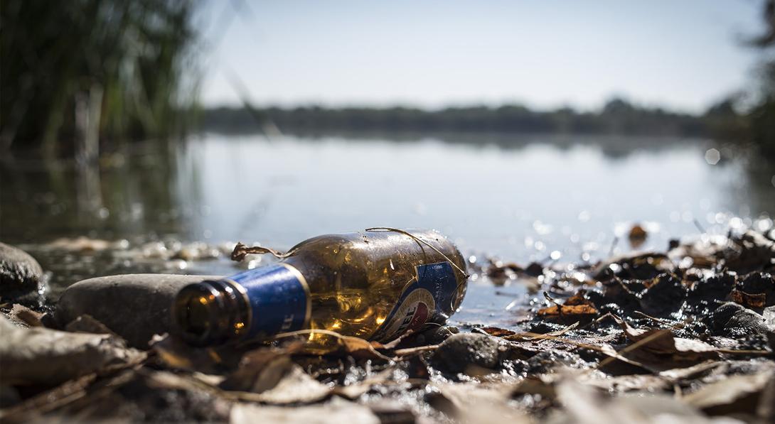 Ir a Organizaciones ecologistas celebran la presentación de una Proposición No de Ley para acabar con el abandono de envases de bebidas