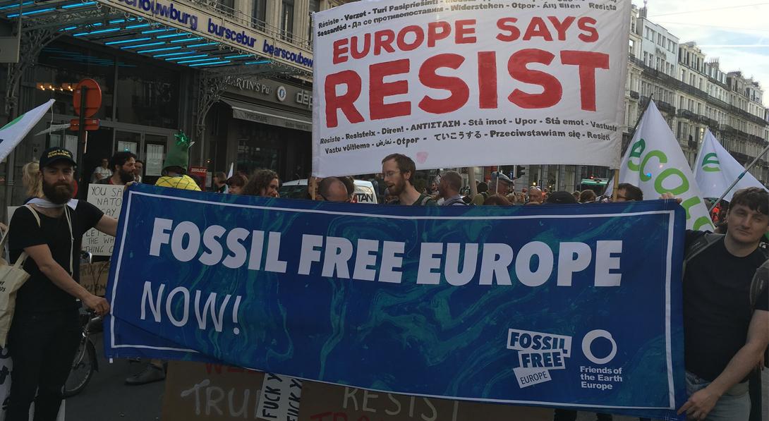 Ir a Los grupos ecologistas piden a Rajoy que lidere la lucha contra el cambio climático en la UE
