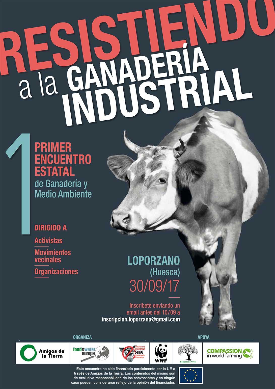 Ir a Loporzano, Huesca: Primer encuentro de ganadería y medio ambiente