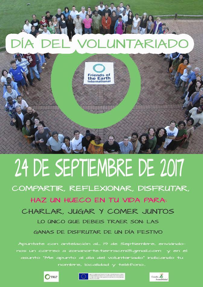 Ir a Madrid: Día del Voluntariado y Activismo