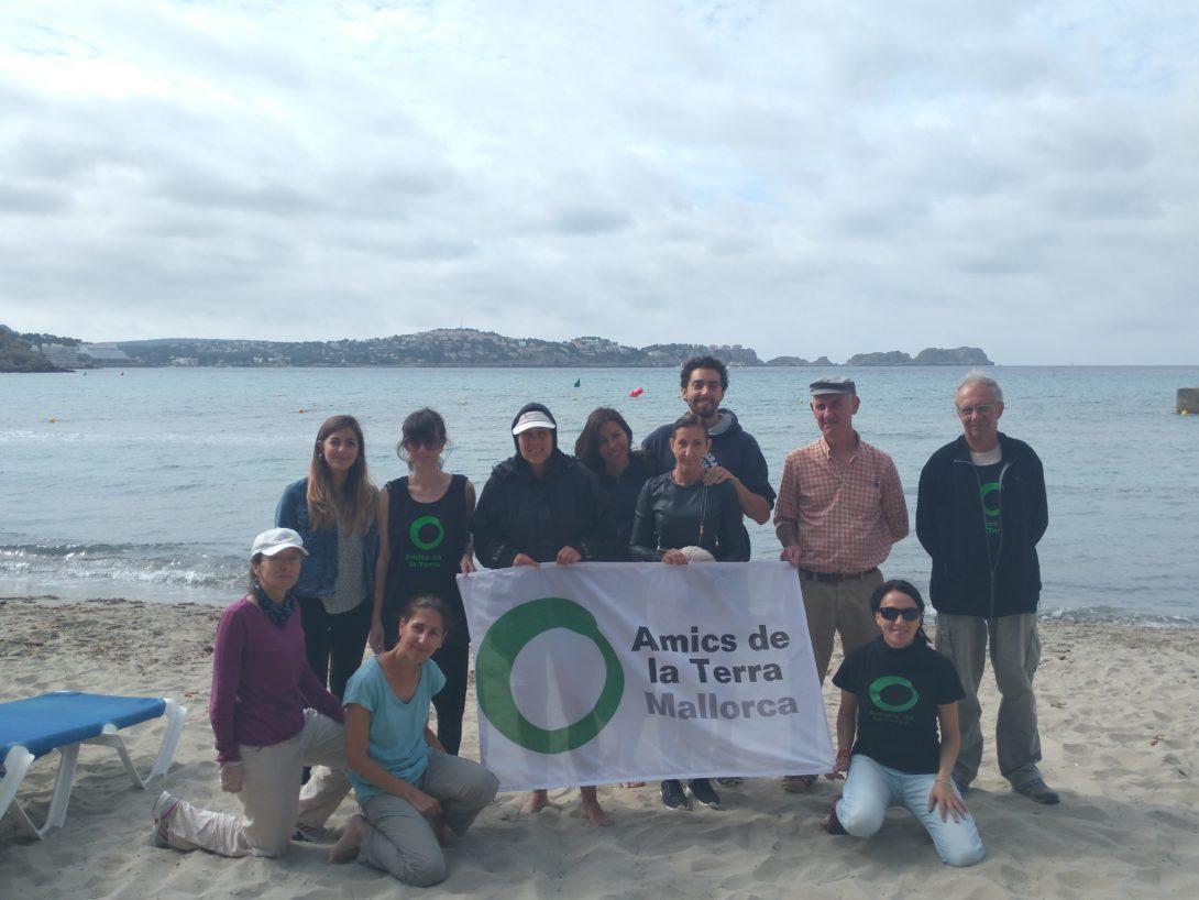 Ir a Mallorca: limpiezas de playa #BreakFreefromPlastic