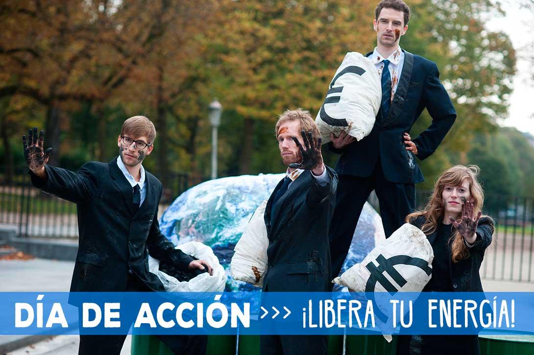 Ir a ¡Únete al Día de Acción por la Justicia Climática y Energética!