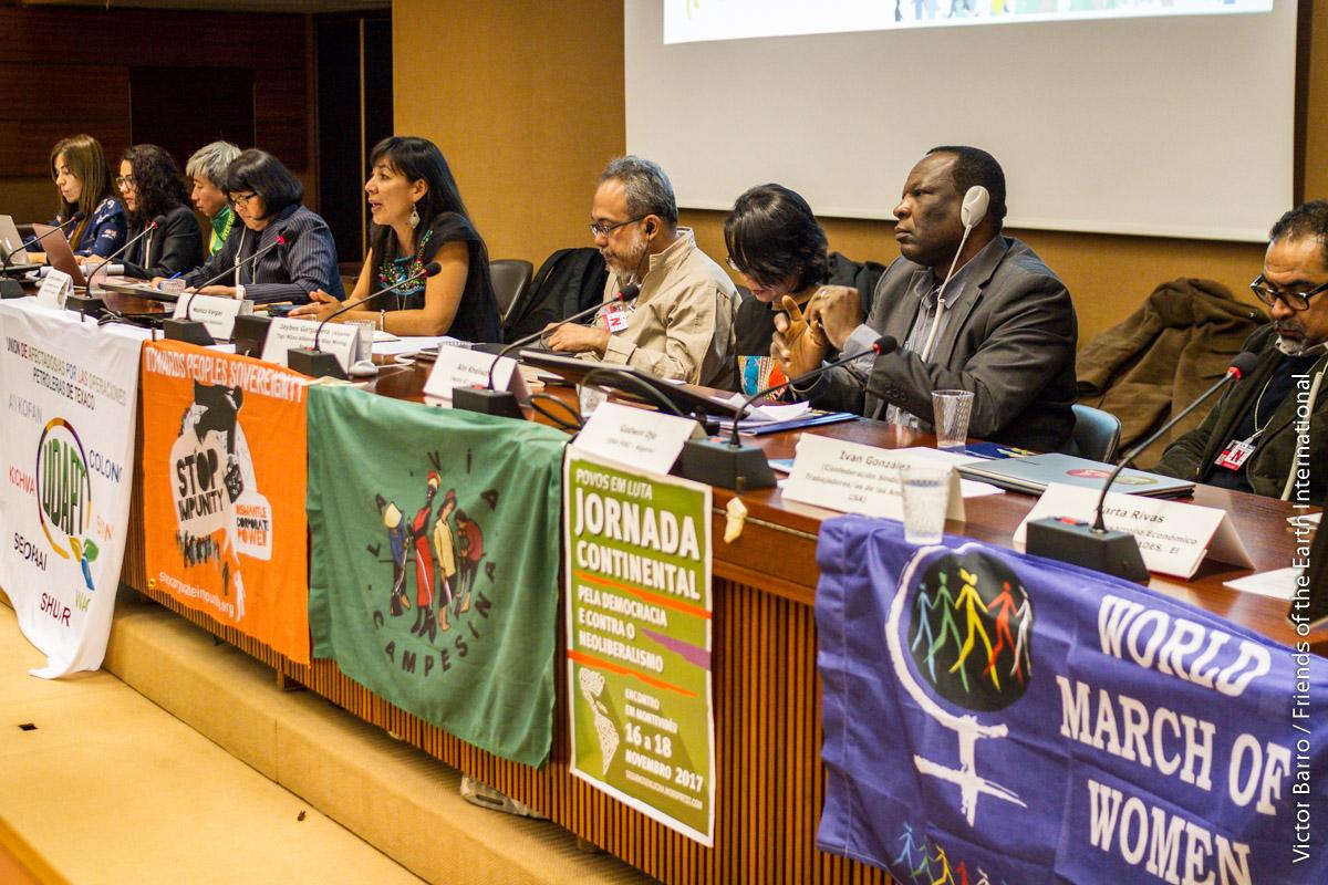 Tratado de Derechos Humanos y Multinacionales