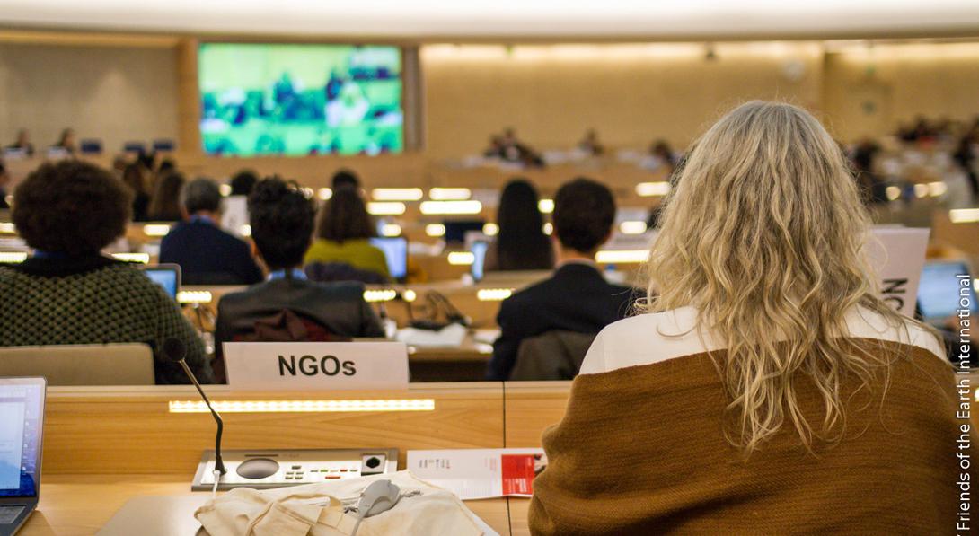Ir a Preocupación por el desinterés del Gobierno y la UE en el Tratado de Derechos Humanos y Multinacionales
