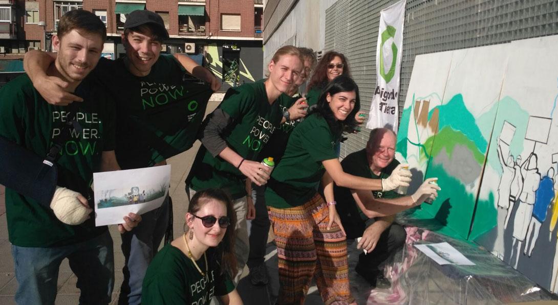 Ir a Celebramos el Día de Acción de Amigos de la Tierra en más de 30 países