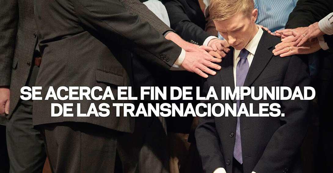 Ir a STOP a la impunidad de las grandes empresas, ¡firma por un Tratado vinculante de derechos humanos y empresas!