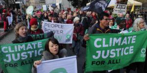 Amigos de la Tierra Internacional frente al cambio climático