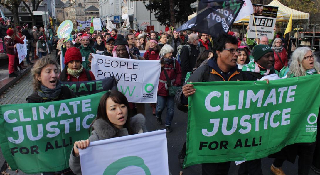 Ir a Europa necesita liderar una transición energética libre de combustibles fósiles