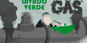 adicción de Europa al gas