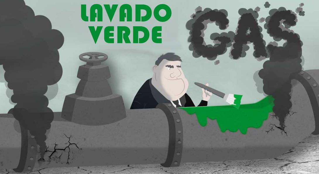 Ir a Un nuevo estudio revela la incompatibilidad entre el uso del gas en Europa y el Acuerdo de París