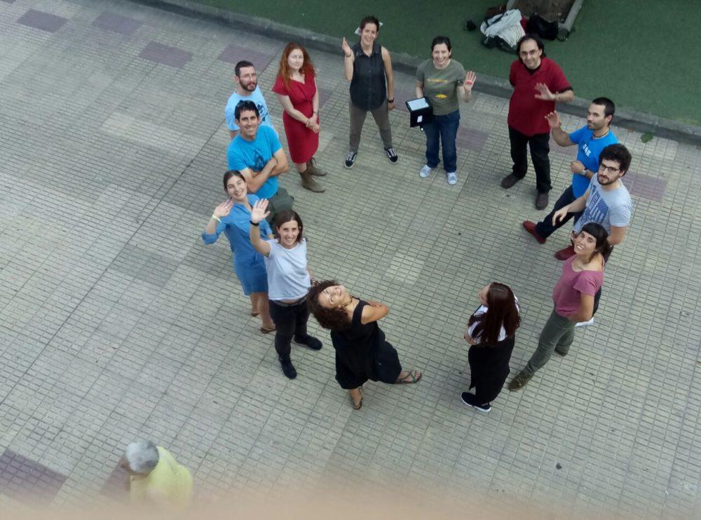 Ir a Ourense: Formación en Educación Popular