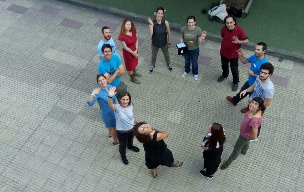 Ir a Galicia: Formación en Educación Popular