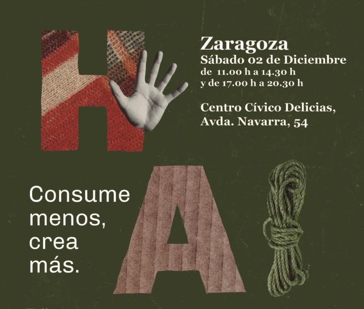 Ir a Aragón: Alargascencia, Consume menos para vivir Mejor