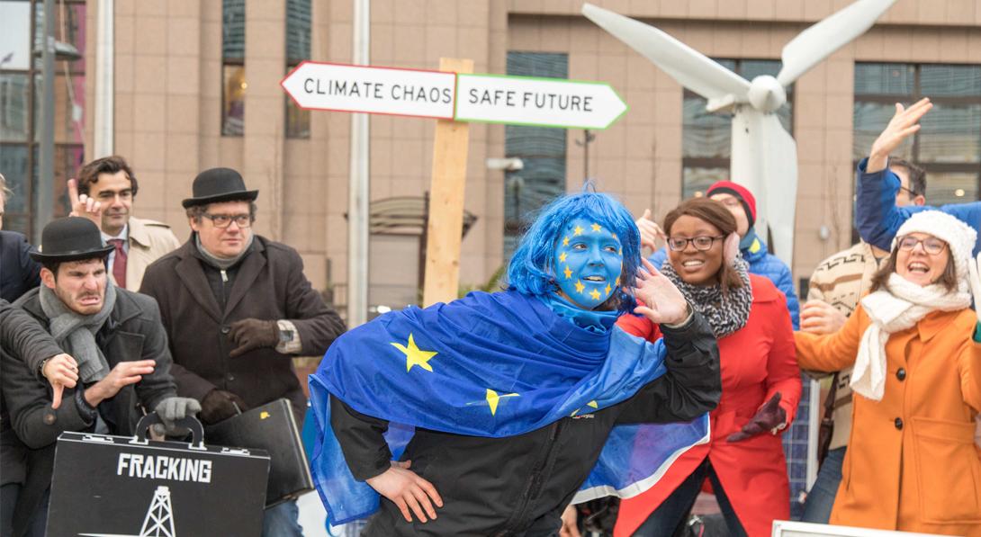 Ir a Los Gobiernos de la UE establecen una dirección peligrosa para el futuro energético del continente