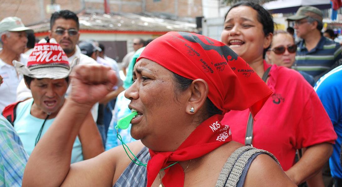 Ir a ¿Qué está pasando en Honduras?