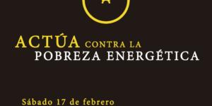 Movilización contra la Pobreza Energética