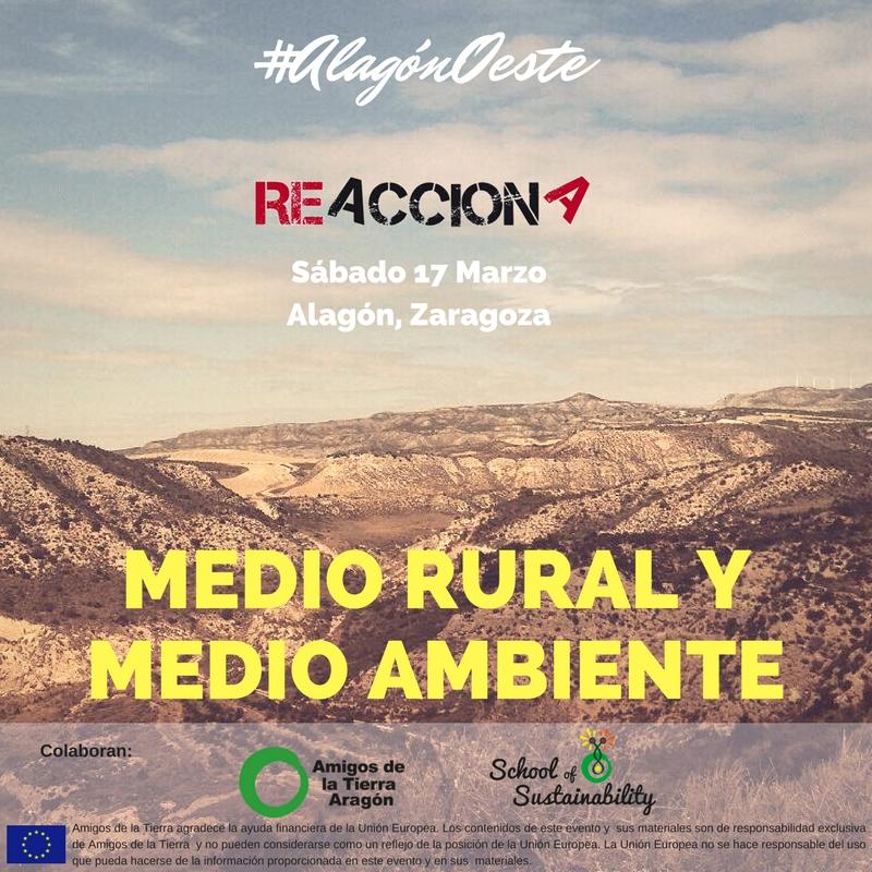 Ir a Aragón: Medio Rural y Medio Ambiente