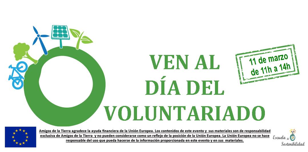 Ir a Madrid: El Día del Voluntariado