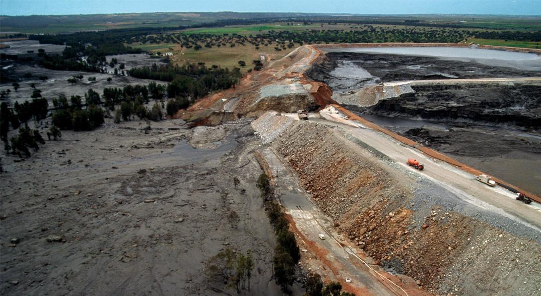 Ir a Las principales organizaciones ecologistas alertan de los riesgos de nuevas catástrofes mineras en Andalucía