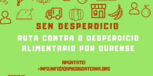 Desperdicio Alimentario en Ourense