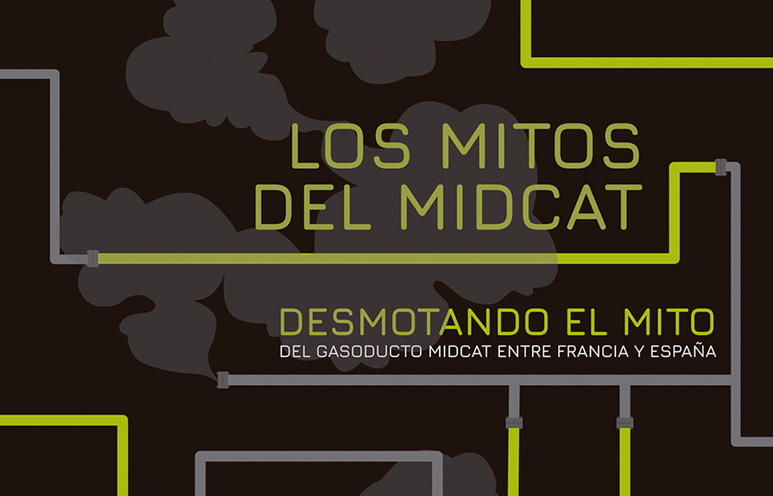 Ir a MidCat: un proyecto de gasoducto innecesario
