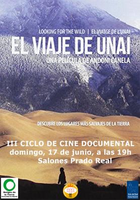 Ir a Madrid: III Ciclo de Cine Documental (Soto del Real)