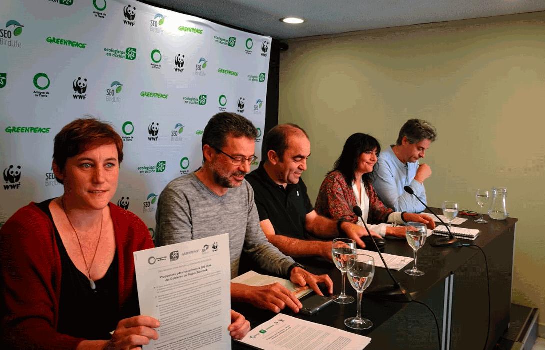 Ir a Presentamos diez medidas para iniciar la transición ecológica