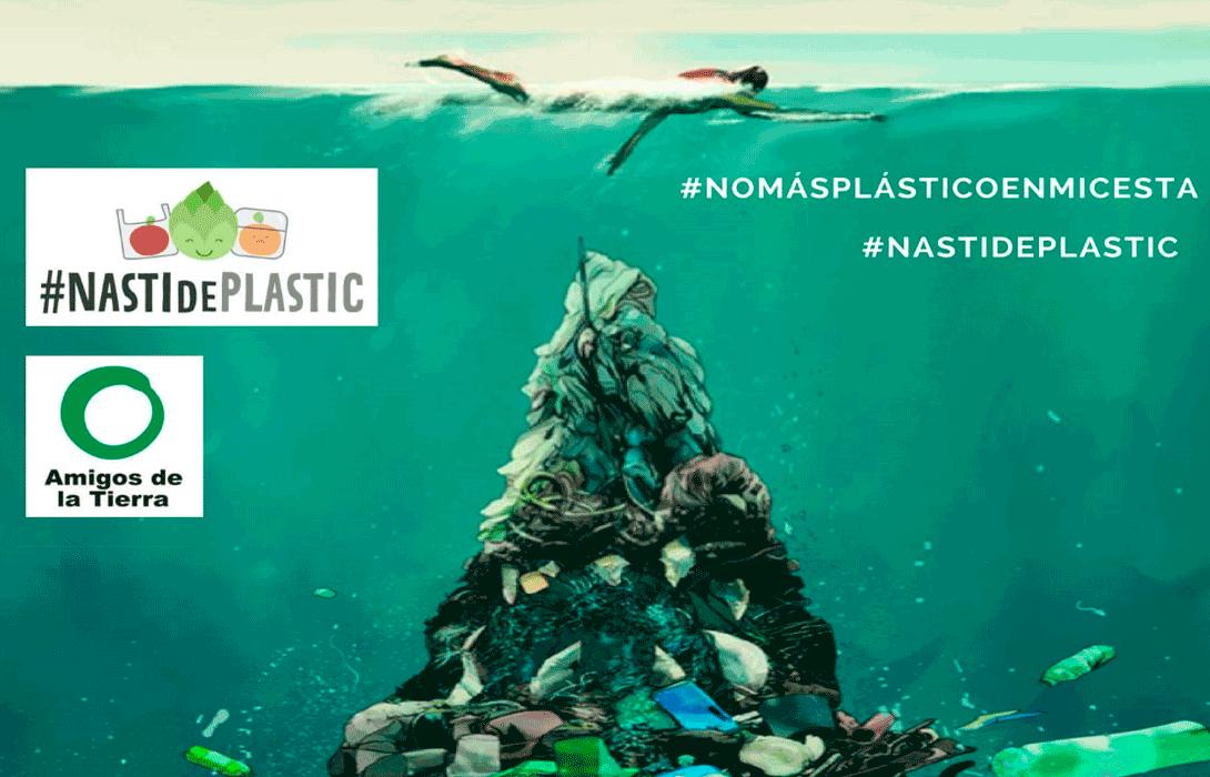 Ir a Día de los Océanos: junto a NastidePlastic reivindicamos el fin de los plásticos de usar y tirar