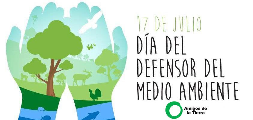 Ir a Webinar: Día del Defensor del Medio Ambiente