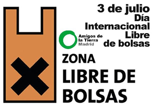 Ir a Madrid: Día Sin Bolsas de Plástico