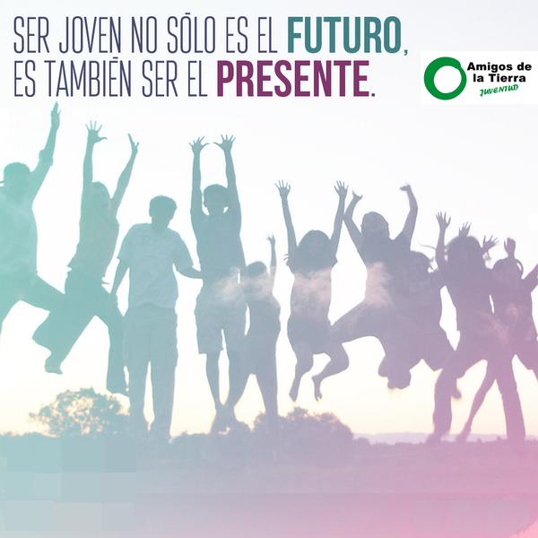 Ir a Madrid: Encuentro del Grupo Amigos de la Tierra Madrid Juventud