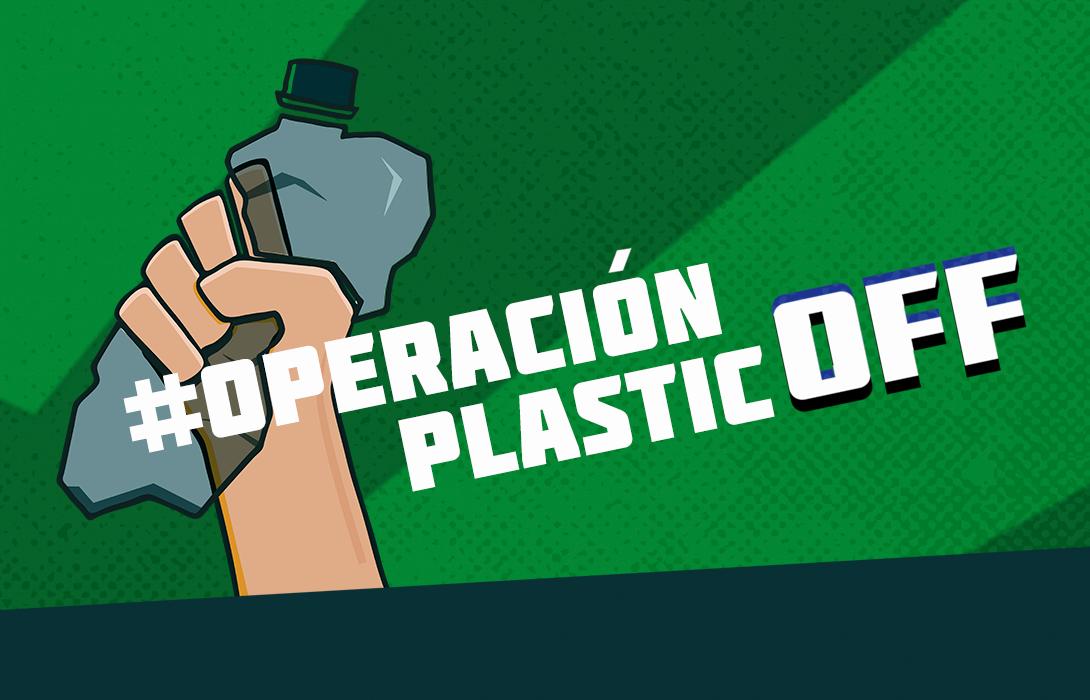 Ir a Galicia: Auditoría de marcas #OperaciónPlasticOff y análisis de microplásticos